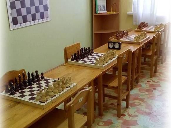 Шахматы или компьютер?