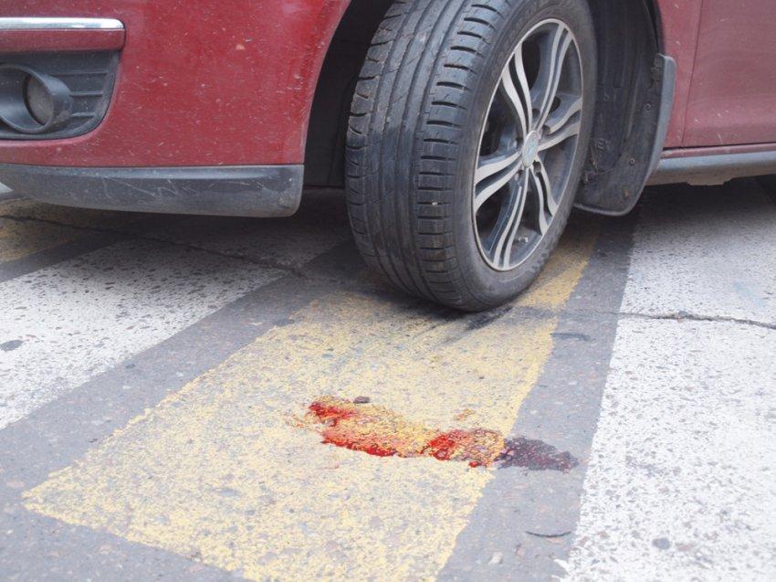 Пьяный водитель - беда на дороге!
