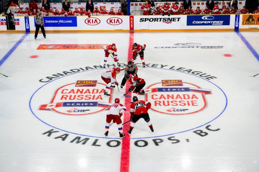 Дали бой канадцам