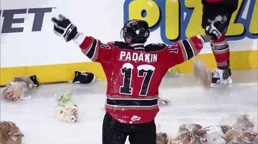Падакин: «Мишкопад в КХЛ? Был бы плюс для лиги, ведь мы помогаем детям»