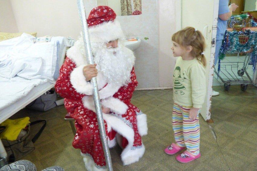 Подарят ребёнку праздник