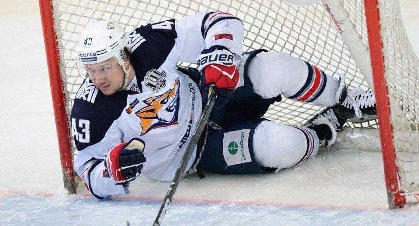 НХЛ оказалась не под силу