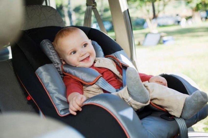 Ребёнок - главный пассажир