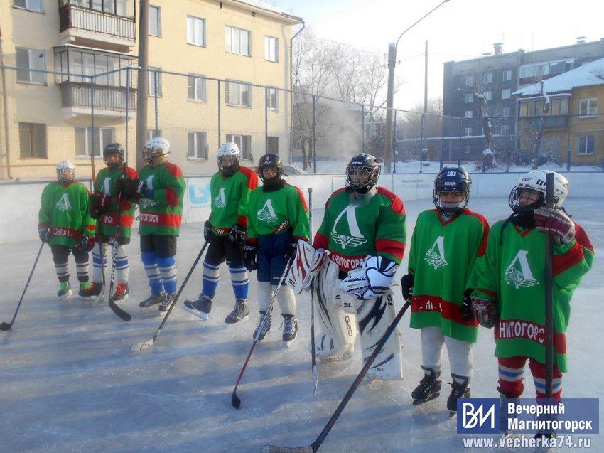 Ване Фокину предсказали хоккейное будущее