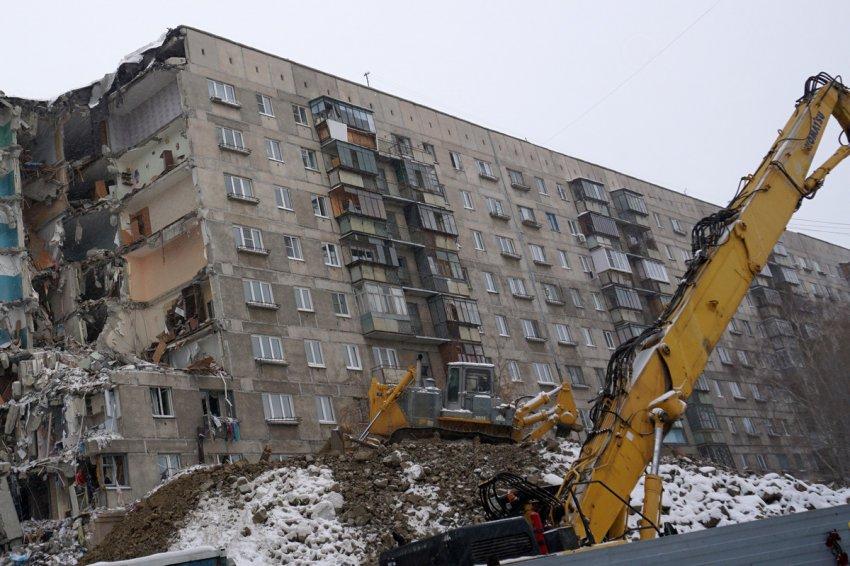 Важная информация для жильцов повреждённого дома