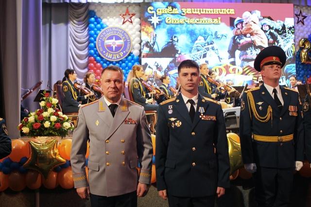 Спасителя Вани Фокина наградил министр