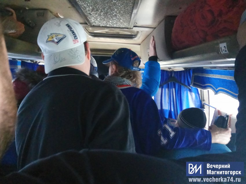 Хоккейный выезд в Челябинск. Как это было?