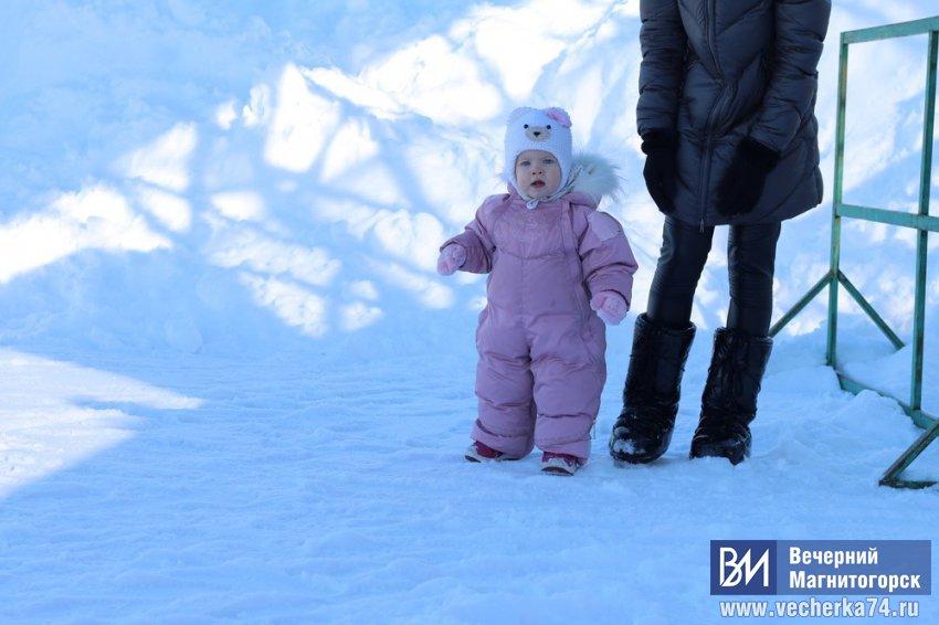 Такого снега «Лыжня» не помнит!