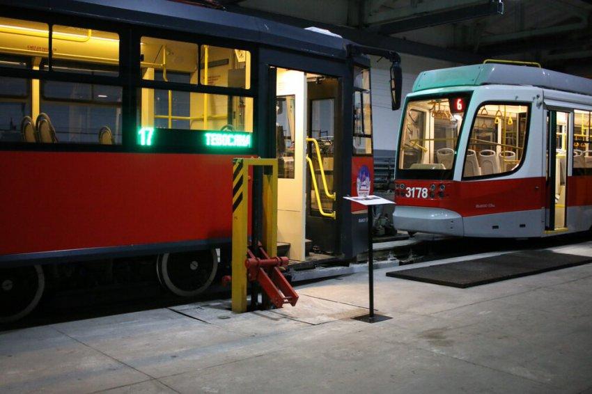 Город закупит новые трамваи