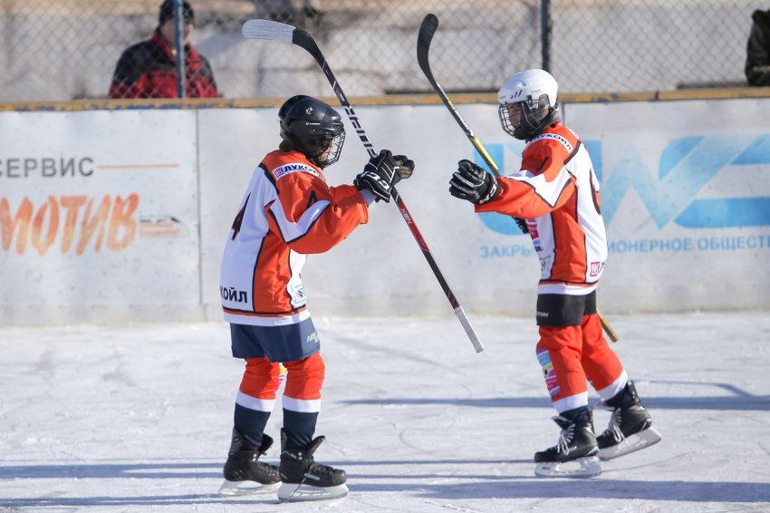 Вернем хоккей во дворы!