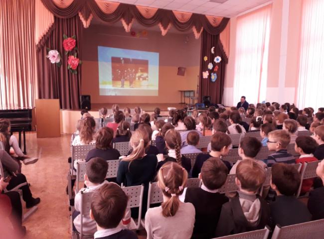 Приняли участие более 600 обучающихся