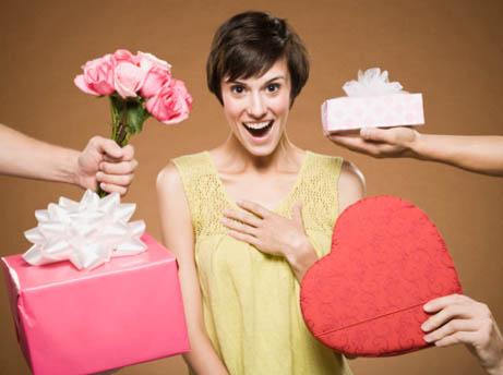 Сколько магнитогорцы тратят на подарки женщинам?
