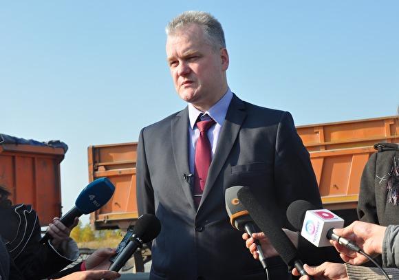 Алексей Текслер уволил Министра дорожного хозяйства и транспорта
