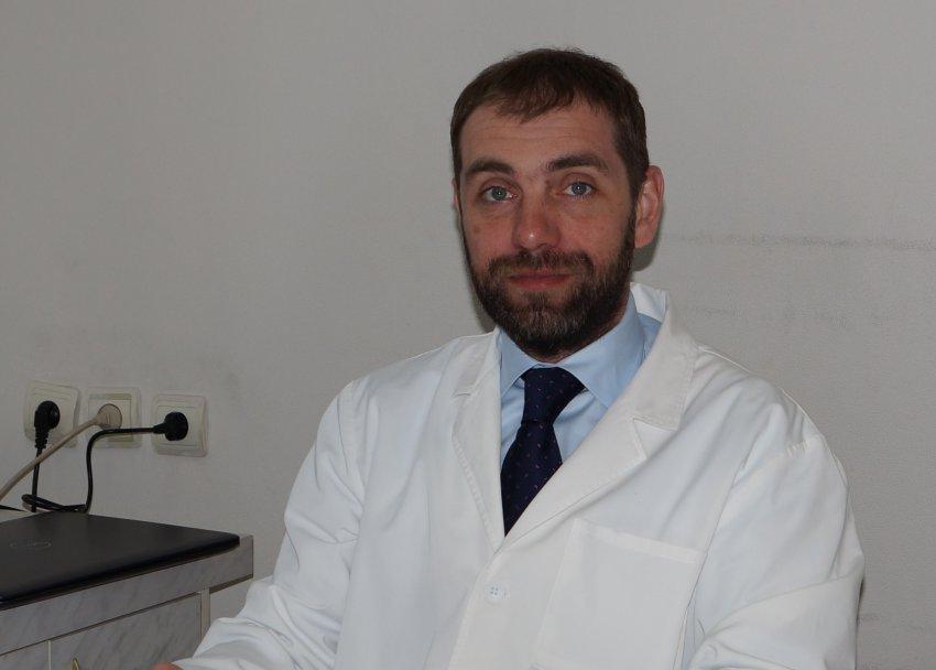 В Медсанчасти новый главный врач