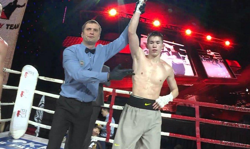 Магнитогорский боксёр выходит на мировой уровень