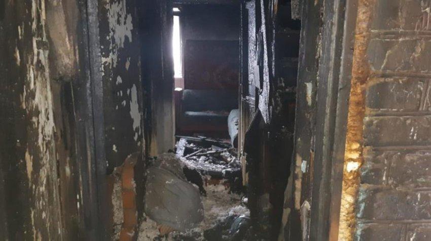 При взрыве газа в жилом доме погибли два человека