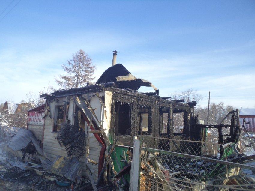 Пожары в городе происходят чаще, жертв - больше