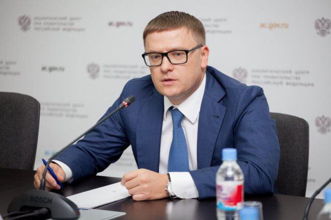 Врио губернатора Текслер прилетел в Челябинск