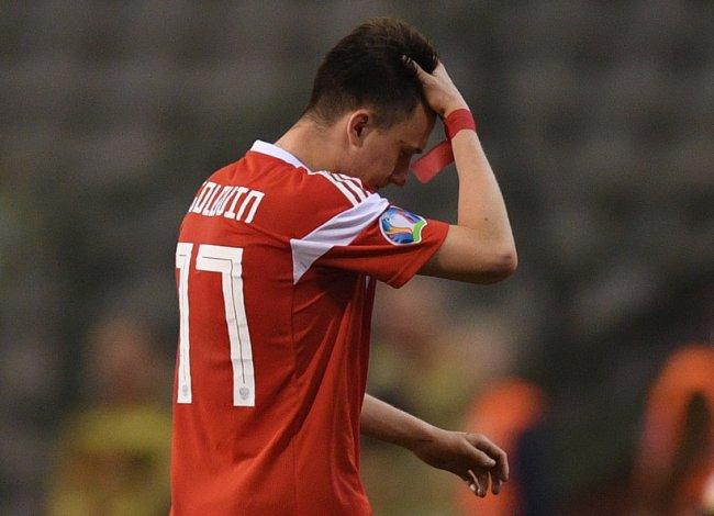 У российских футболистов могут возникнуть проблемы с Казахстаном