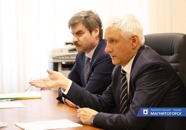 Глава города и вице-губернатор провели личный прием
