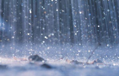 В городе сильные дожди