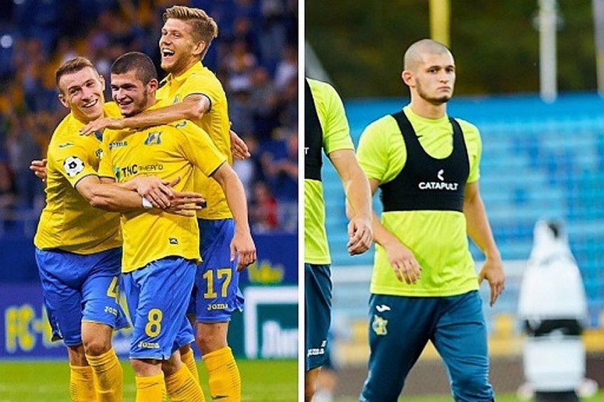 Футболист «Спартака» избил человека