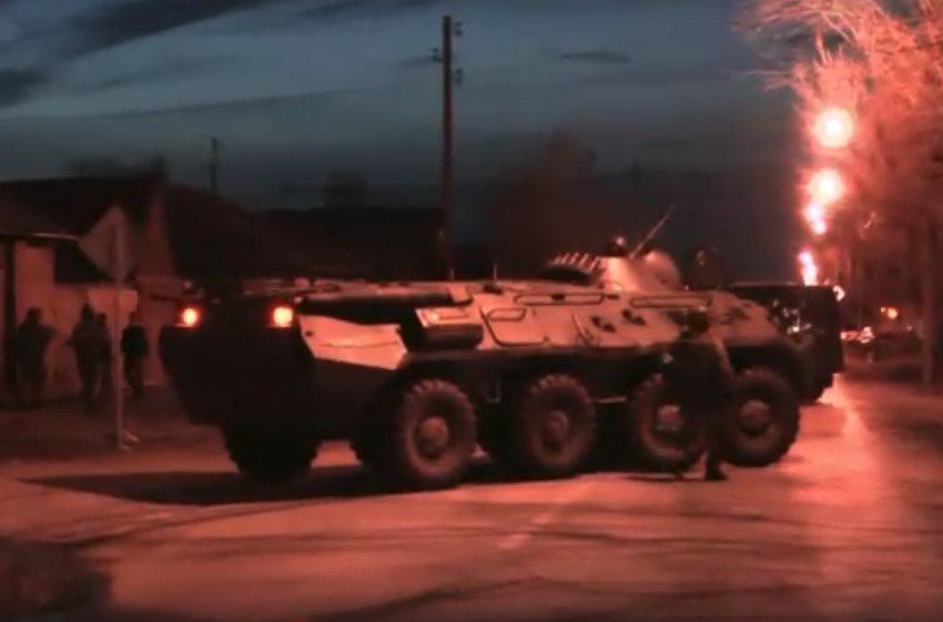 Боевиков, готовивших теракт, ликвидировали
