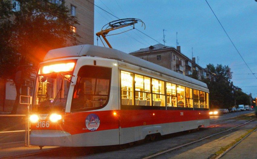 Трамвайной ветке быть!
