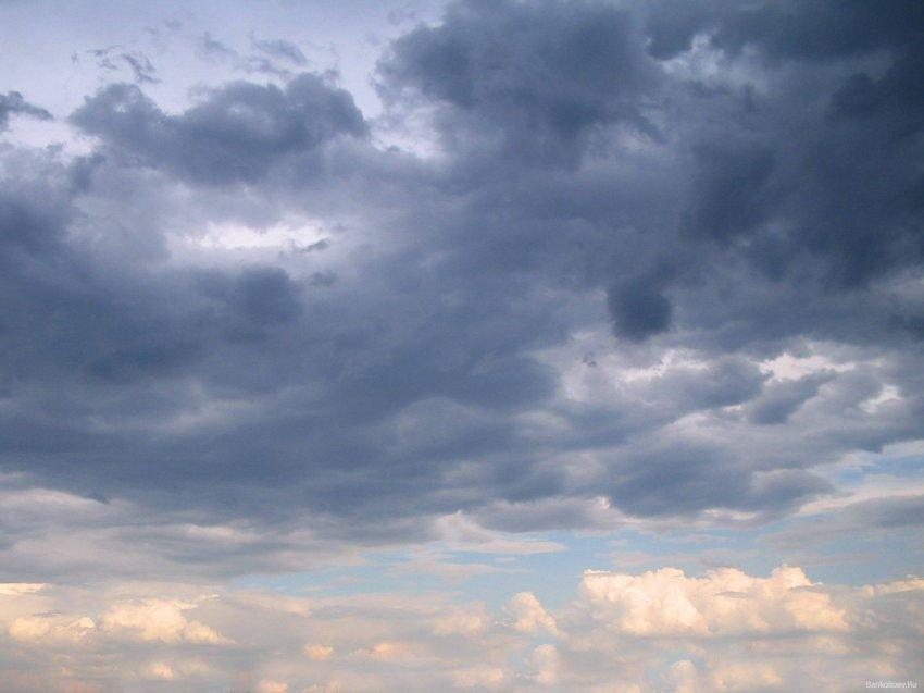 Под пасмурным небом