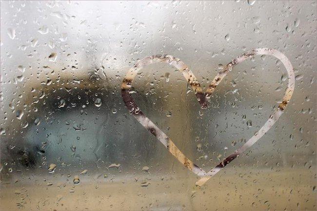Вы любите дождь?