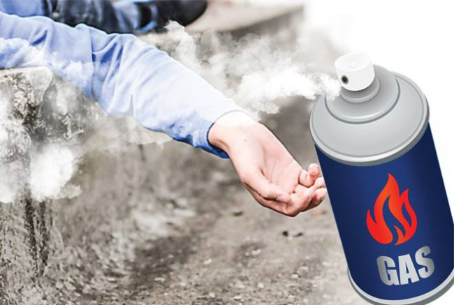 10-летний школьник отравился газом
