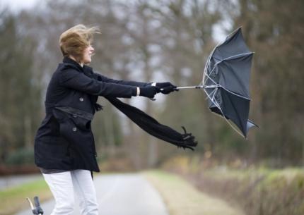 Сильный ветер прогнозируют челябинские синоптики