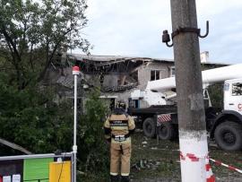 В посёлке Ростовской области прогремел взрыв