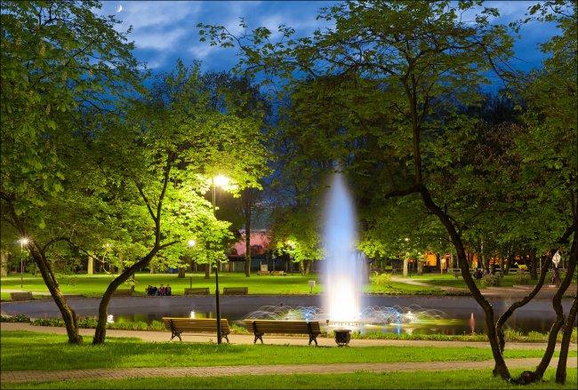 Парк «Притяжение» будут проектировать немцы