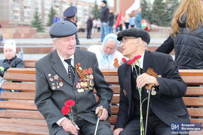 Президент подписал закон об увеличении пенсий ветеранам ВОВ
