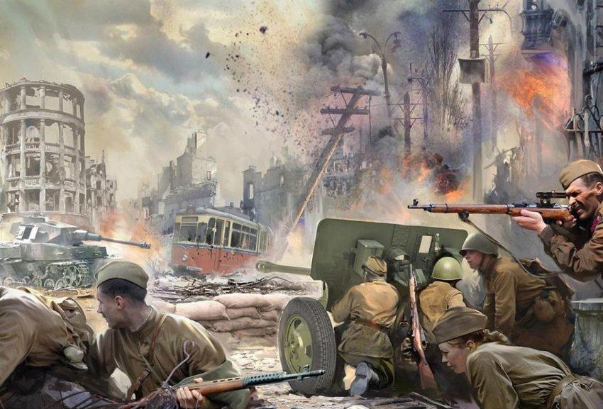Ещё раз о войне