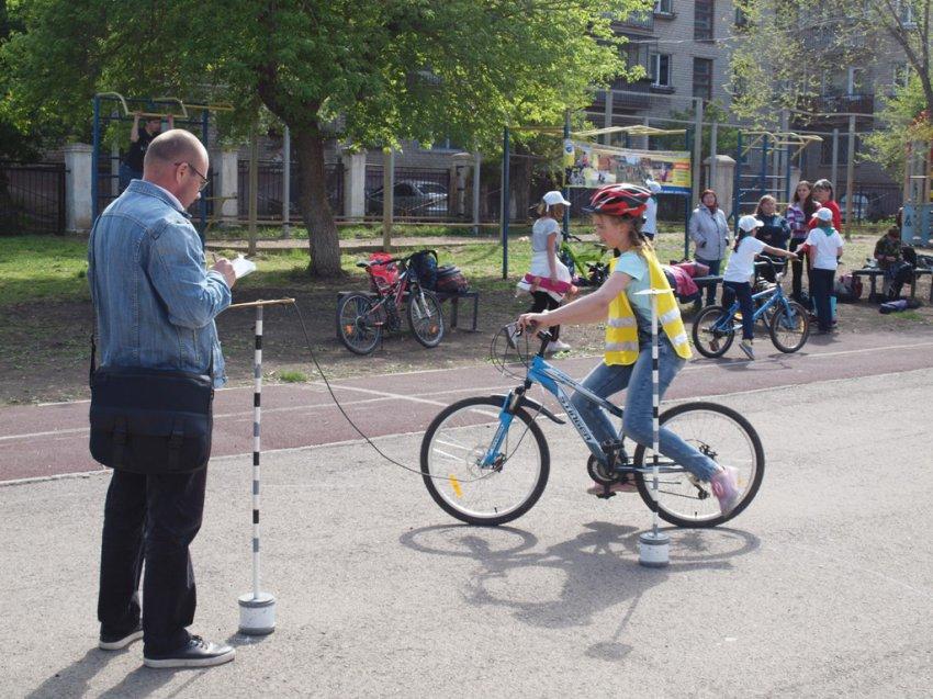 Главный приз – велосипеды