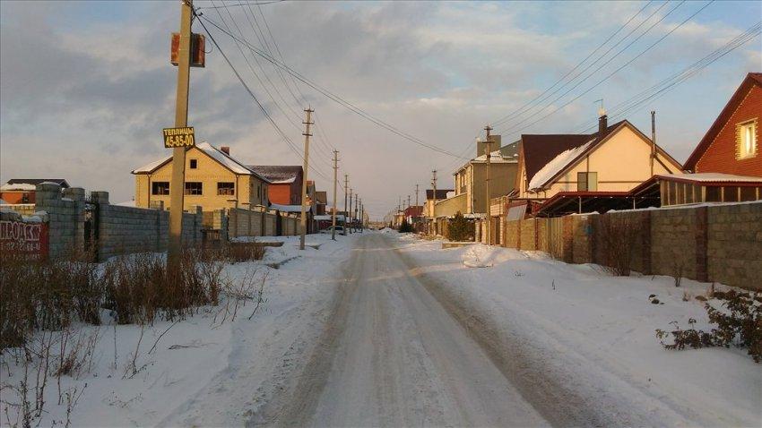 Две поселковые улицы получат названия