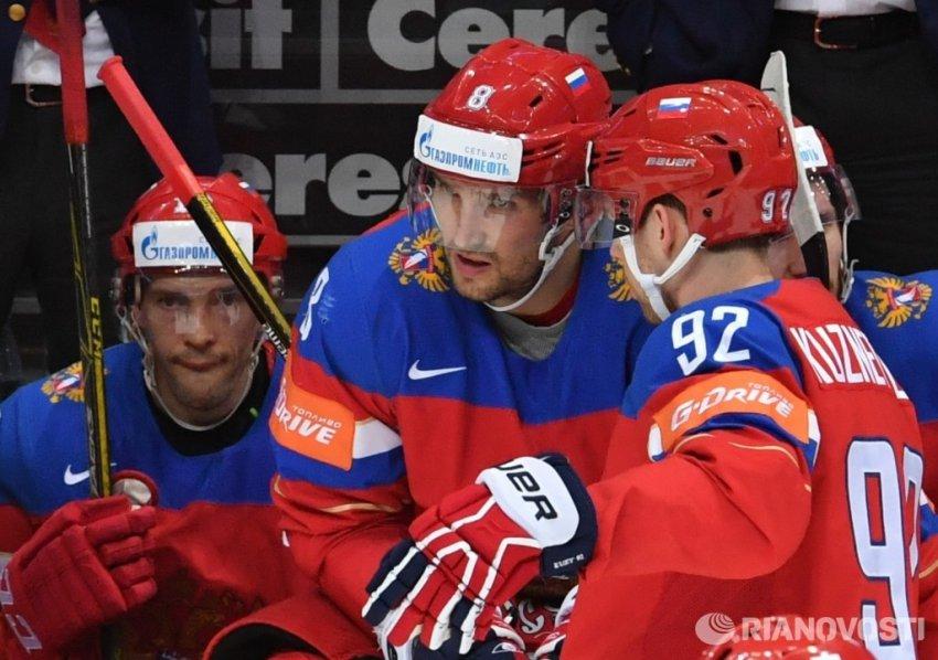 Хоккеист сборной России засветился на видео с белым порошком