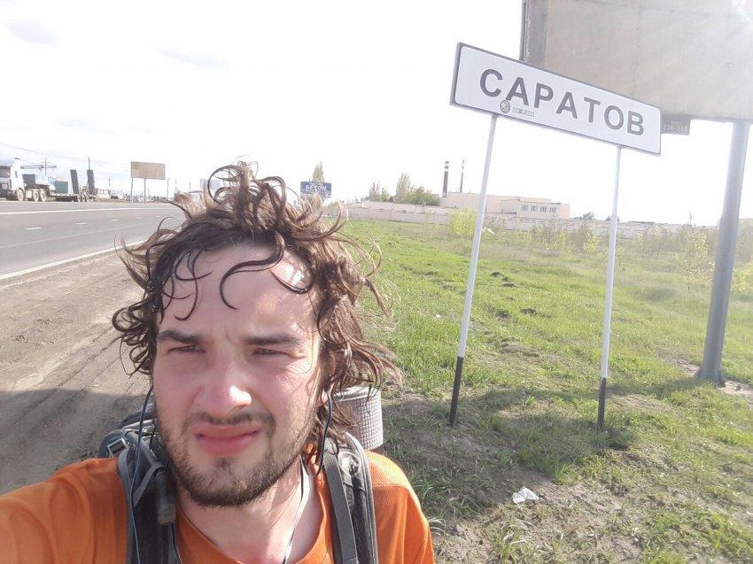 Кирилл Фронюк отправляется в очередной уникальный забег