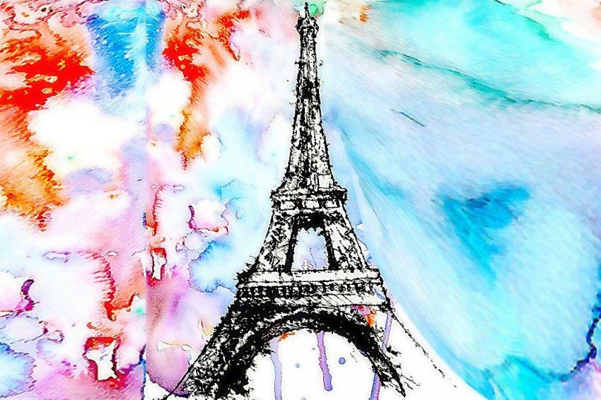 Из Парижа с восторгом!