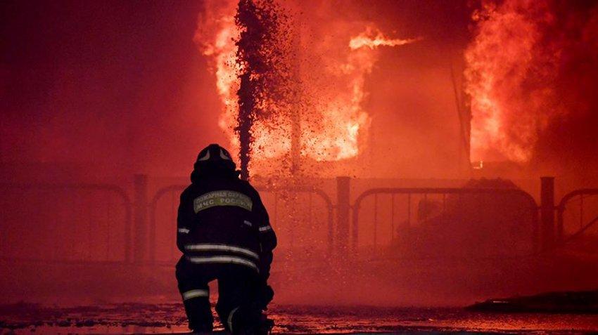 Одиннадцать магнитогорцев погибли в огне