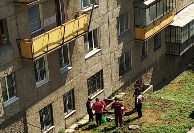 В Магнитогорске рабочий упал с высоты
