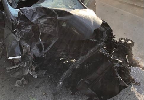 Виновник аварии на Северном мосту найден мертвым в своей квартире