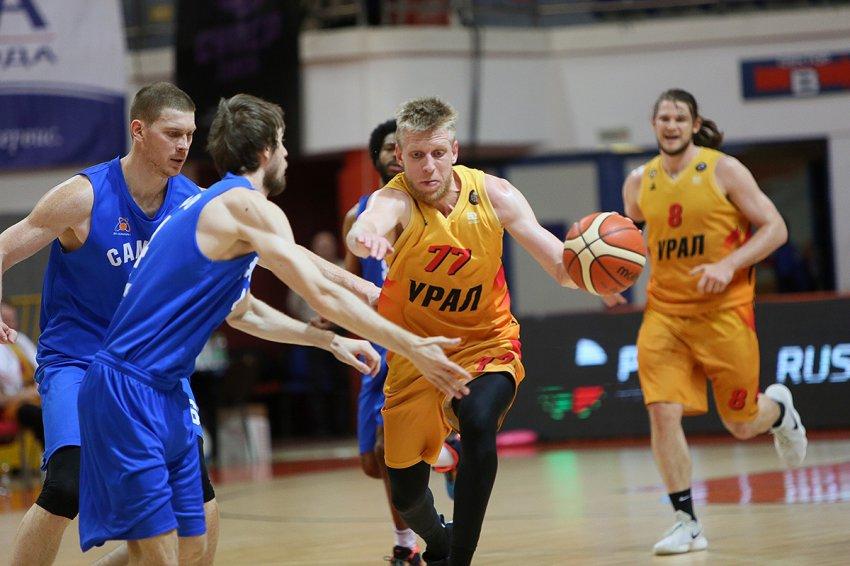 Баскетболист из Суперлиги-1 едет в Магнитогорск