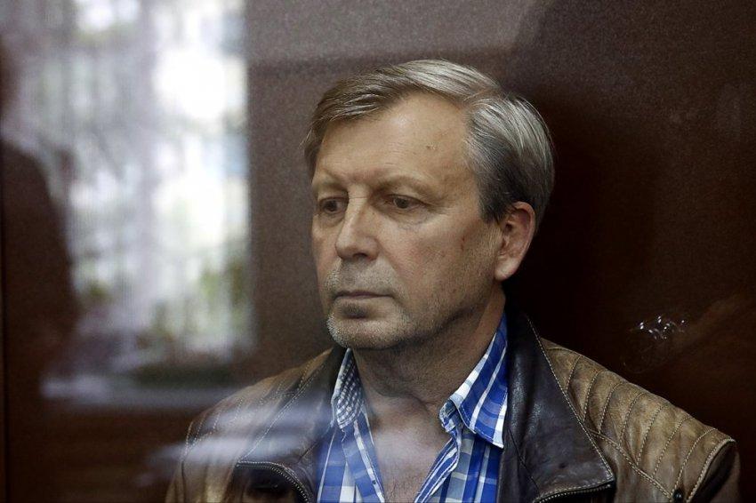Замглавы Пенсионного фонда России арестован