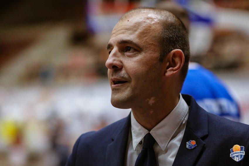 Магнитогорский баскетбольный клуб объявил об отставке главного тренера