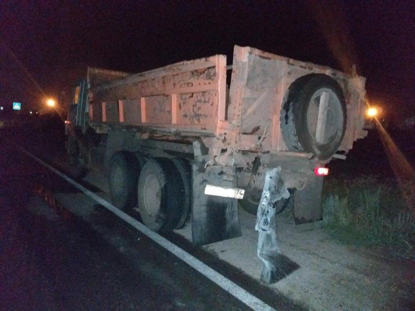 Смертельное ДТП на Агаповском шоссе