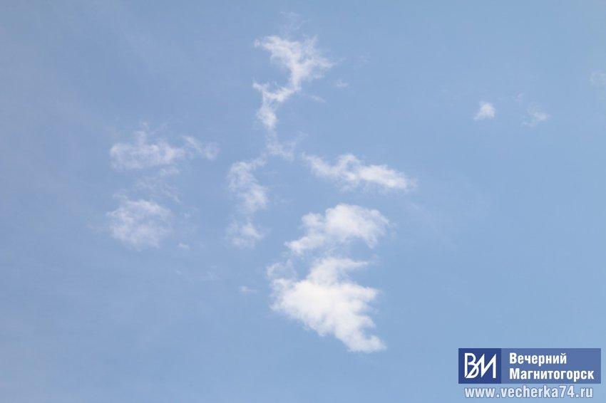 """В Магнитогорском небе были замечены """"Стрижи"""""""