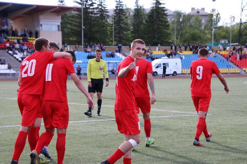 Магнитогорские футболисты готовятся к Кубку России
